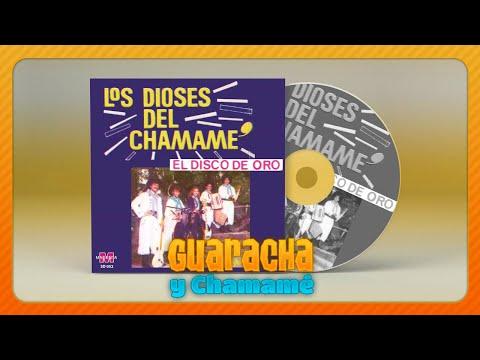 Los Dioses del Chamame – Acordeona tuya pora │ Cd El disco de Oro