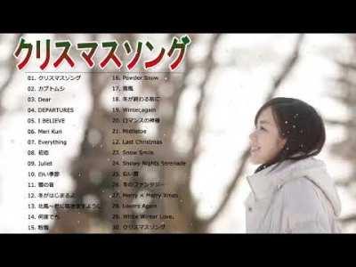 クリスマスソングメドレー J Pop 2020 ❄ 定番の邦楽クリスマスソング メドレー 名曲 人気曲 ❄ クリスマスコフレ 2020
