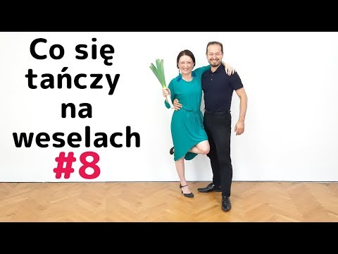 Co się tańczy na weselach #8  Popularne tańce weselne Disco Samba cd.