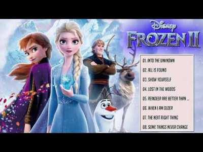 アナと雪の女王2 OST    Frozen 2 Soundtrack (2019)