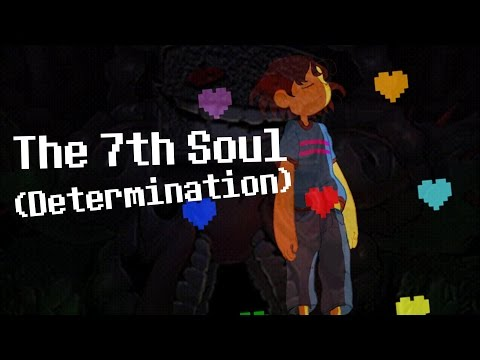 The 7th Soul (Determination) (Undertale OST: 080 – Finale Hip-Hop Remix) Prod. By JoJo Love