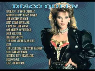 C.C Catch – disco Queen