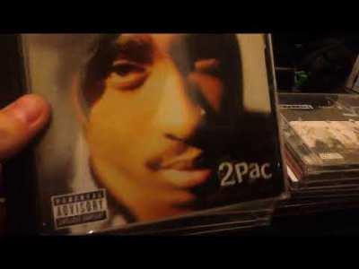 Hip Hop/Rap CD Album Collection Nas,2PAC,Eminem