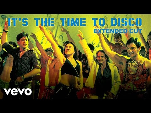 Kal Ho Naa Ho – It's the Time to Disco Video | Shahrukh Khan