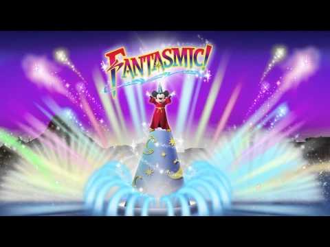東京ディズニーシー「ファンタズミック!」開始15分前の音楽