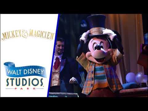 Mickey Et Le  Magicien  Instrumental / Maquette – Full Soundtrack