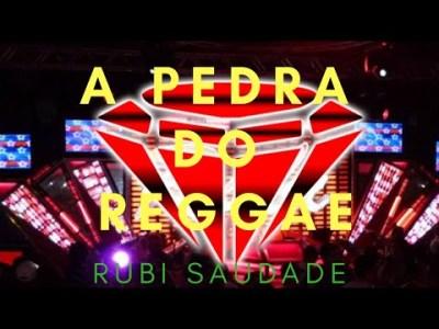 CD A PEDRA DO REGGAE LENDÁRIO RUBI SAUDADE