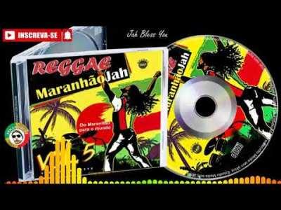 💽 REGGAE MARANHÃO JAH (CD DE 2014 – RECORD TAIP)
