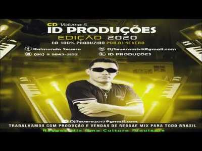 REGGAE REMIX 2020 ID PRODUÇÕES CD VOL. 05 @Lucianocds10