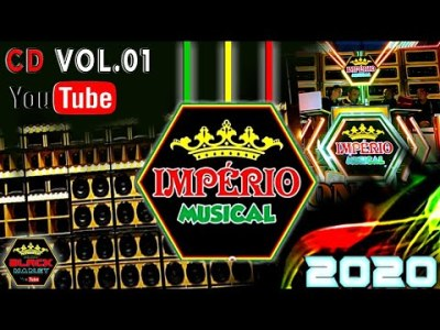 CD Império Músical 2020 Vol.01 – Reggae do Maranhão