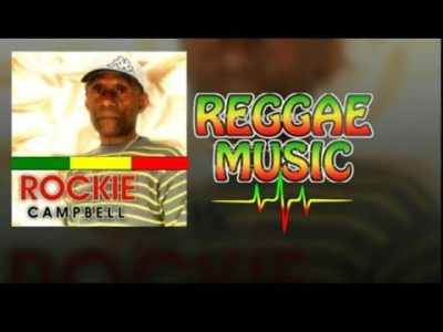 Rockie Campbell – The Best Of Reggae _ 100% Pancadas _ Cd Reggae Collection