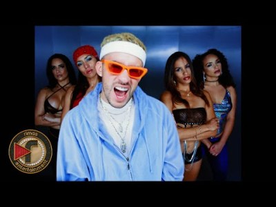 La Difícil – Bad Bunny (Video Oficial ) | YHLQMDLG