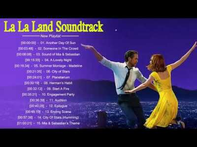 La La Land – Full OST / Soundtrack (HQ)