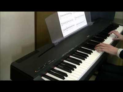 Divorce Rhapsody (ドラマ「最高の離婚」サウンドトラックより)-ピアノアレンジ-