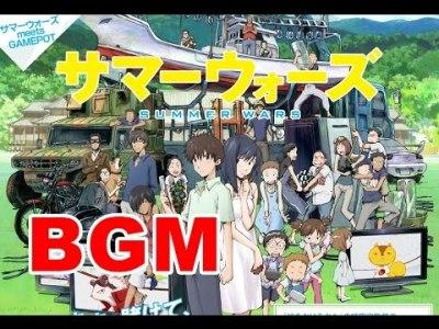 【BGM】サマーウォーズ 「栄の活躍」                                 映画,音楽,サントラ,BGM