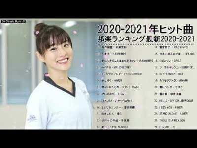 2020-2021ドラマ主題歌 || 最新 挿入歌 邦楽 メドレー  || 邦楽 10,000,000回を超えた再生回数 ランキング 名曲 メドレー Jpop メドレー2020