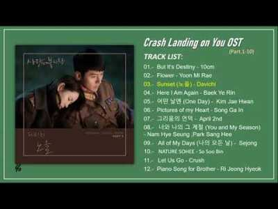 Crash Landing On You OST Full Album + Special Sound Track || 愛の不時着 オリジナル・サウンドトラック