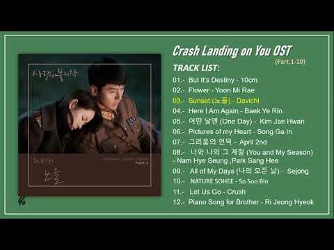 Crash Landing On You OST Full Album + Special Sound Track    愛の不時着 オリジナル・サウンドトラック