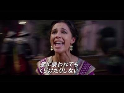 映画「アラジン」王女ジャスミンが熱唱 「泣いた」の声も! 新曲「スピーチレス~心の声」本編映像公開