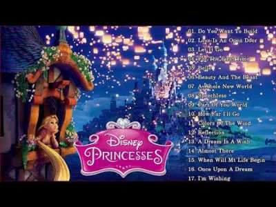 【作業用BGM】名曲ディズニーメドレー 💗 Disney Princess Songs 2020 – Compilation