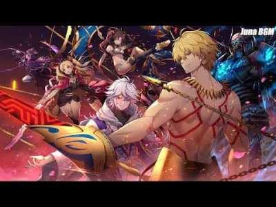 【作業用BGM】フェイトFATEシリーズ 神戦闘サウンドトラック集 Fate Series Battle Soundtracks