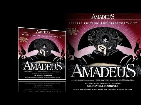 Amadeus (1984) – Full Expanded soundtrack (Mozart)