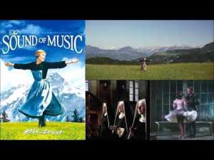 """映画「サウンド・オブ・ミュージック」-サウンドトラック ① Movie """"Sound of Music"""" -Soundtrack ①"""
