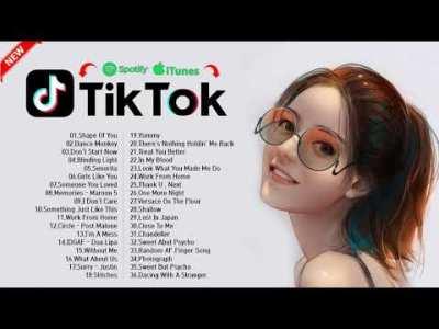 〖作業用BGM〗TikTokで人気な曲メドレー〖2021最新版〗