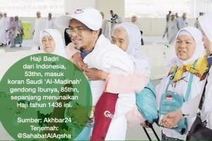 haji indonesia endong