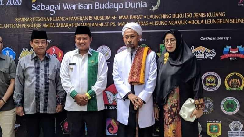 Wagub Jabar, H. UU Ruzhanul Ulum : Kujang Gambarkan Kekayaan Jawa Barat