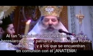 Anatema, Metropolita Serafín
