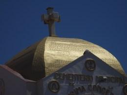 Cruz Cementerio de Melilla