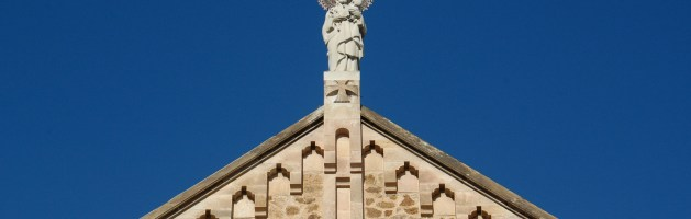 El temps a BTV des del Santuari Sant Josep de la Muntanya