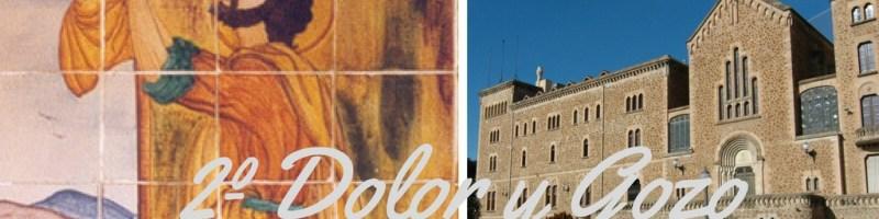2º Dolor y Gozo de San José: 7 Solemnes Domingos dedicados a San José