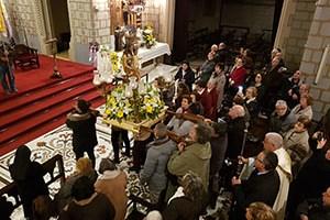 Día de San José – Misa de 19:30h cantada por la Coral Centro Aragonés