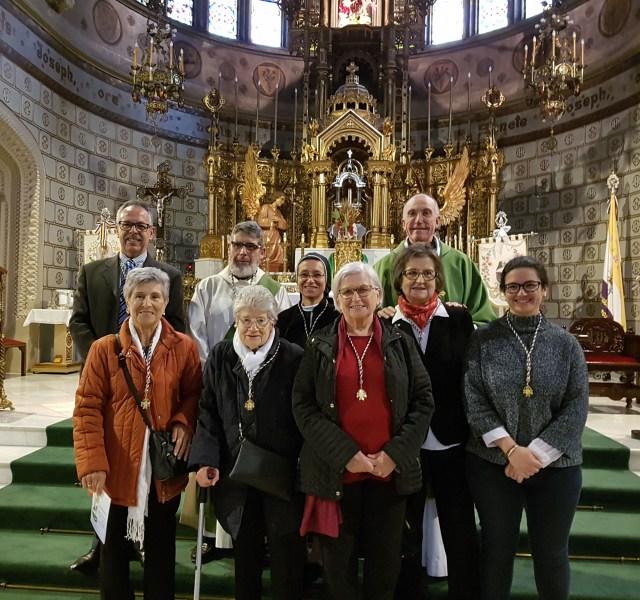 Nuevos Josefinos – Real Santuario San José de la Montaña