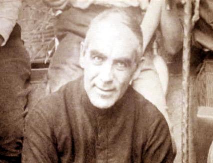 Padre Jacinto Alegre, Venerable de la Iglesia. Fundador del Cottolengo.