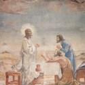 San José de la Montaña. Pintura