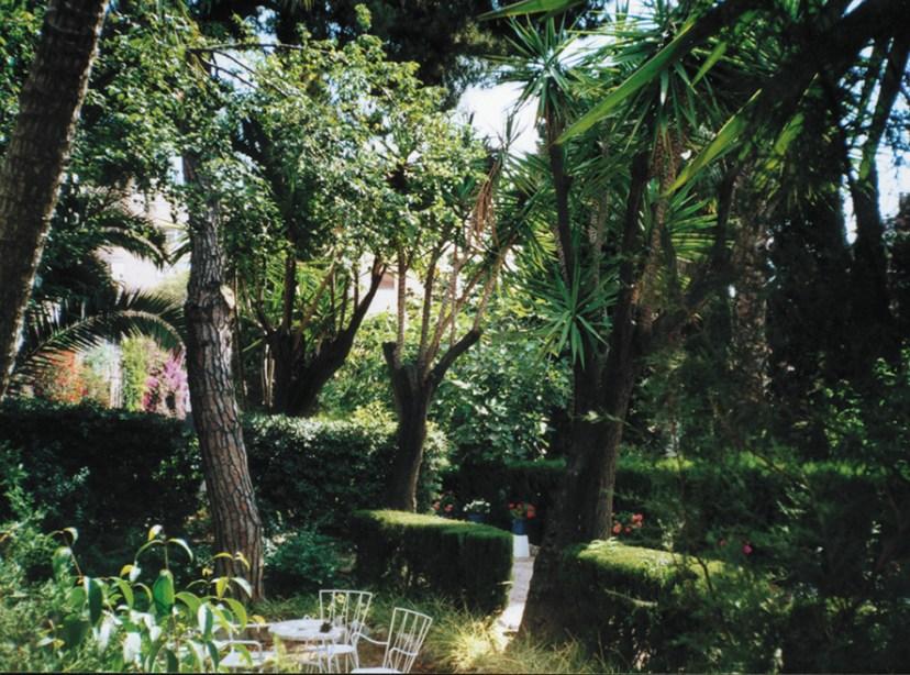 jardines del Santuario. Jardines hogar San José
