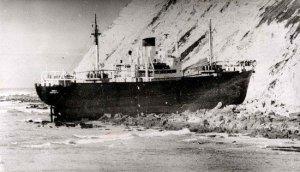 1974 Foto naufragio Athen 2