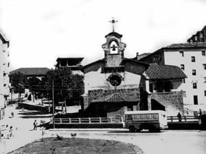 Ermita de San Pedro en Cabieces