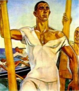 Arteta remeros 1930 - copia