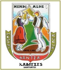 Escudo-logo Mendi Alde