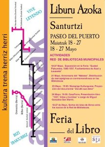 2012 cartel feria libro