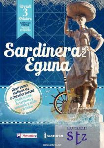 cartel sardinera eguna 2