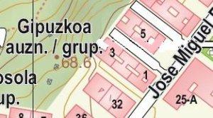 Plano Situación Gipuzkoa