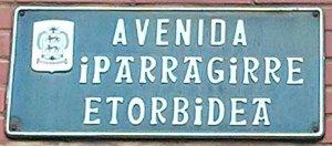 Avenida Iparragirre-2