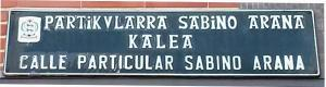 Calle Particular Sabino Arana (2)