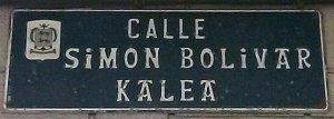 Calle Simón Bolivar-2