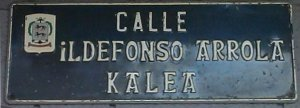 Calle Ildefonso Arrola-1
